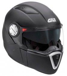 GIVI Kask motocyklowy HX01W zimowy czarny mat