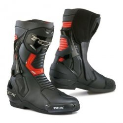 TCX BUTY MOTOCYKLOWE ST-FIGHTER BLACK/RED