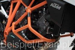 CRASHBAR/GMOL KTM 1290 SUPER DUKE R/GT BLACK SW-MOTECH