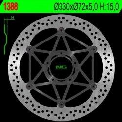 Tarcza hamulcowa przód Ducati 1200 1098 R (08-09)