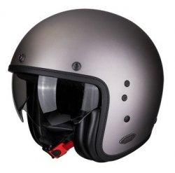 Scorpion kask motocyklowy BELFAST SOLID TITANIUM