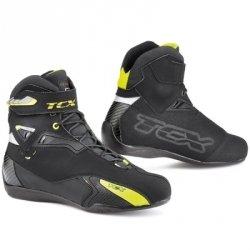 TCX Rush WP Fluo buty motocyklowe krótkie wodoodporne 40