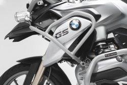 CRASHBAR/GMOL GÓRNE BMW R 1200 GS LC (16-) SILVER SW-MOTECH