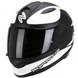 Scorpion Exo-510 AIR SUBLIM kask motocyklowy biały-czarny mat