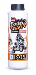 Ipone Scoot Run 2 1l - olej do dozownika 100% syntetyk
