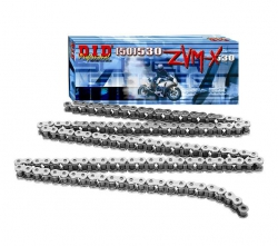 DID 50(530)ZVMX Super Street łańcuch motocyklowy x-ring