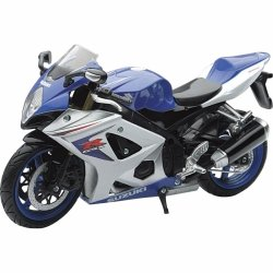 Model motocykla Suzuki GSX-R 1000 ´07 do ´08 Skala 1:12
