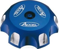 Accel korek wlewu paliwa - Yamaha WR 400F (98-00)