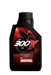 MOTUL 300V 4T FACTORY LINE 15W50 olej syntetyczny do silników 4-suwowych 1L