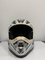 NOFEAR Kask motocyklowy Optimal Bandana XXL