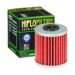 HIFLO filtr oleju SUZUKI RMZ 250 (04-19)