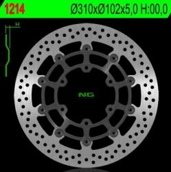 NG Tarcza hamulcowa przednia SUZUKI GSX-R 1000 (09-16) 310x102x5,0