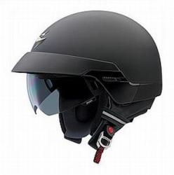 Scorpion EXO-100 kask motocyklowy czarny mat