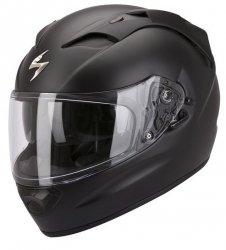 Scorpion Exo-1200 kask motocyklowy czarny mat