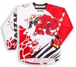 Koszulka MX offroad Kini Red Bull Revolution 2016