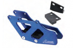 Accel prowadnica łańcucha - Yamaha YZ 125/250 (97-10) - niebieski, złoty