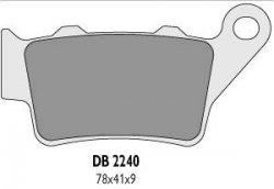Delta Braking KTM 350 EXC (96-97) klocki hamulcowe tył