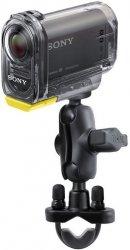 Ram Mount uchwyt do kamer Sony Action Cam & Sony Action Cam z Wi-Fi montowany do ramy kierownicy