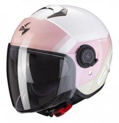 Scorpion kask motocyklowy EXO-CITY SYMPA WH-CORAL
