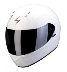 SCORPION KASK MOTOCYKLOWY  EXO-390 SOLID WHITE