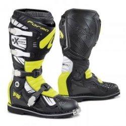 Forma Terrain TX buty motocross (zawias) czarne-fluo