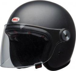 Bell Riot Solid kask motocyklowy Black Matt XL