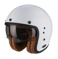 Scorpion kask motocyklowy BELFAST LUXE WHITE