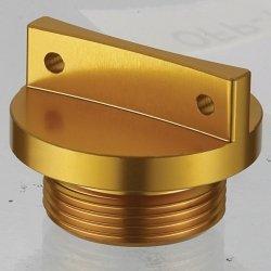 Accel korek wlewu oleju - złoty (GWINT M24X3,0)