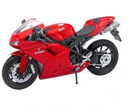 Model motocykla Ducati 1198 Skala 1:12