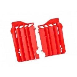 Polisport Kratki chłodnicy Honda CRF 250 14-15 czerwone