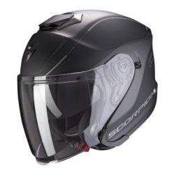 Scorpion kask motocyklowy EXO-S1 SHADOW MATT BK-SILVER