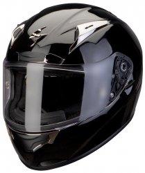 Scorpion Exo-2000 EVO AIR kask motocyklowy czarny połysk