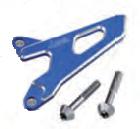 Accel osłona przedniej zębatki - Suzuki RMZ 250 (07-10) - niebieski