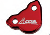 Accel tylna pokrywa pompy hamulcowej - Honda CR 150R (07-10)