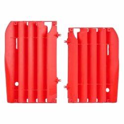 Polisport Kratki chłodnicy Honda CRF 450 09-12 czerwone
