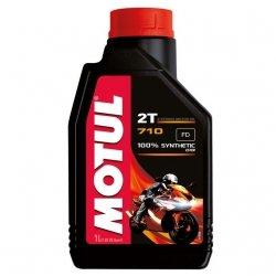 Motul 710 2T olej silnikowy do wyczynowych 2-suwowych silników 100% syntetyczny