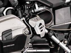 OSŁONA CZUJNIKA PRZEPUSTNICY TPS  BMW R1200GS (08-12) / R NINET (14-) SILVER SW-MOTECH