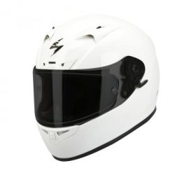 SCORPION KASK MOTOCYKLOWY EXO-710 AIR SOLID WHITE