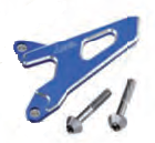 Accel osłona przedniej zębatki - Suzuki RMZ 450 (05-10) - niebieski