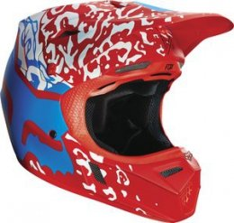 FOX KASK V3 CAUZ RED