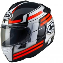Arai Chaser-X Competition Red + GRATIS