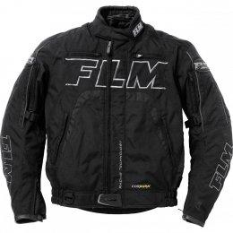 FLM Kurtka tekstylna T14 z membraną POLO-Tex - czarna
