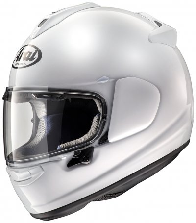 Arai Chaser-X White Diamond S