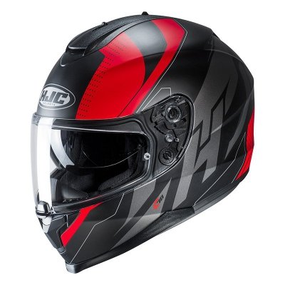 KASK HJC C70 BOLTAS BLACK/RED S