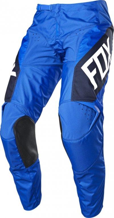 SPODNIE FOX 180 REVN BLUE 34