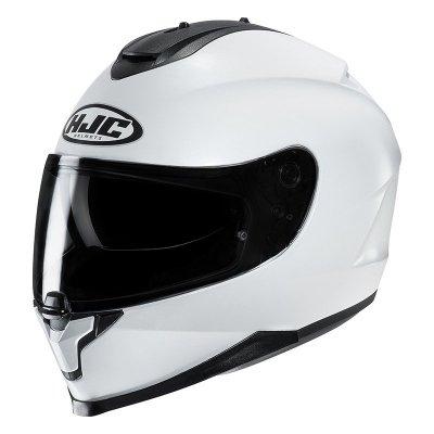 HJC C70 KASK MOTOCYKLOWY PEARL WHITE