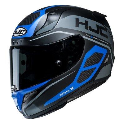 HJC RPHA 11 KASK MOTOCYKLOWY SARAVO BLACK/BLUE