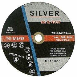TARCZA DO CIĘCIA METALU 230 x 2,5 x 22,2mm