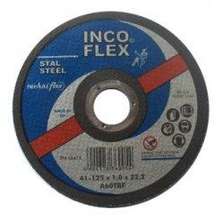 INCOFLEX TARCZA DO CIECIA METALU 115 x 2,0 x 22,2mm