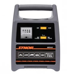 STHOR PROSTOWNIK 6/12V 8A 120Ah LED